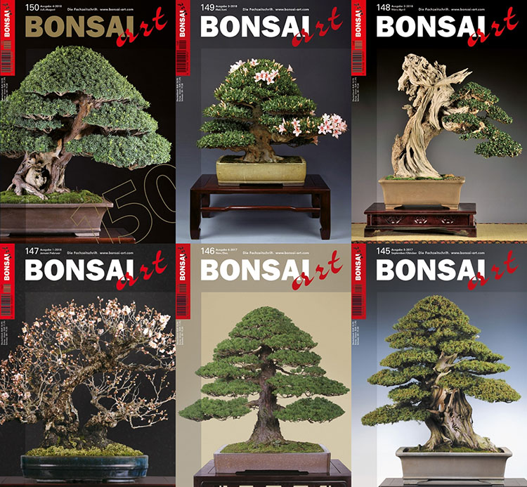 Das Abo der BONSAI ART